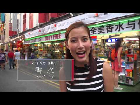 Ep 1: China Town Singapore Special w/ChinesePod - Fiona