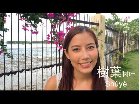 Garden Vocabulary Lesson Mandarin