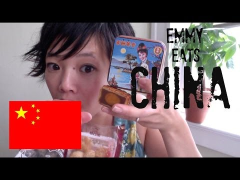 Emmy Eats China - tasting Chinese sweets