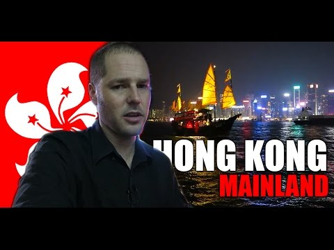 Travel difference between Hong Kong & Mainland China