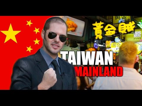 Travel to Taiwan or Mainland China