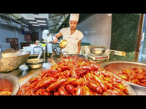 Explore Shanghai's street food
