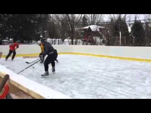 Sargent Gardens - First Skate