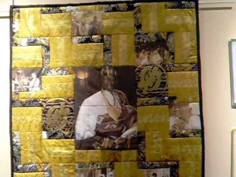 2011 African American Quilters and Collectors Exhibit in Denver, CO