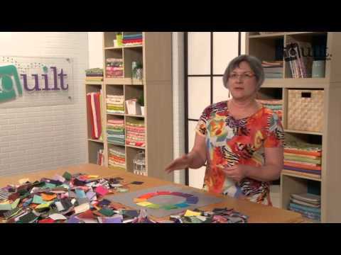 Make a Quilter's Color Wheel with Katie Pasquini Masopust