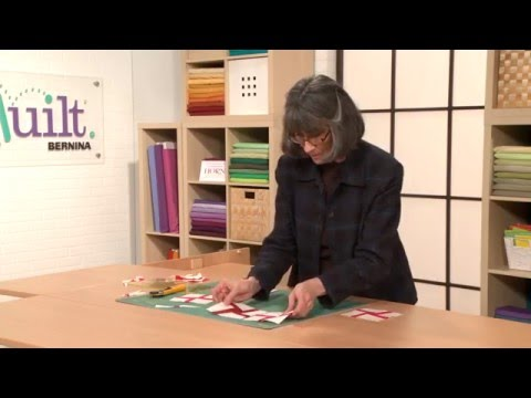 Gwen Marston - Recut Traditional Blocks Tip