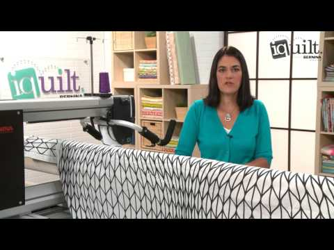 Jodi Robinson - Found Machine Quilting Designs Tip