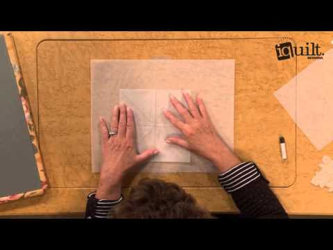 Joanie Zeier Poole - Make a Quilting Design from a 3-D Object