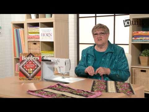 Mitered Binding Tips with Bonnie Browning