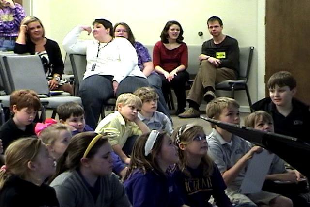 Whitesburg Christian Academy SongLever Class '11