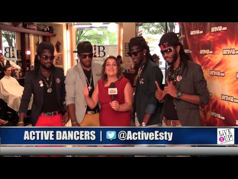 Freddy Harris III feat. ACTIVE Dancers at WILLiFEST 2014