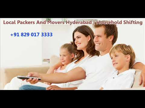 Local Shiftng Charges Approx, Packers and Movers Hyderabad Cost, Price Quotes