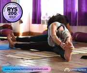 200 - hour yoga teacher training course in Rishikesh, India