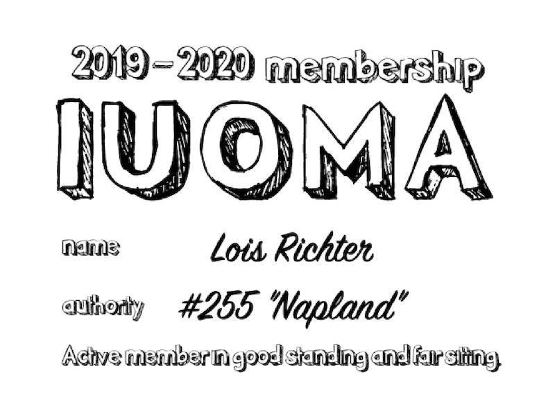 IUOMA~ 2019 membership ~Lois-00 (sm)