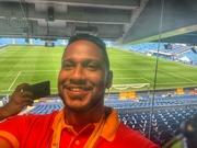 Estadio Santiago Benabeu Real Madrid-España