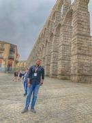 Acueducto de Segovia-España