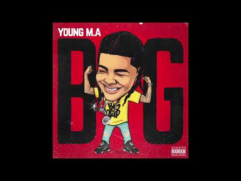 """Young M.A """"BIG"""" (Official Audio) @feet1stmusic"""
