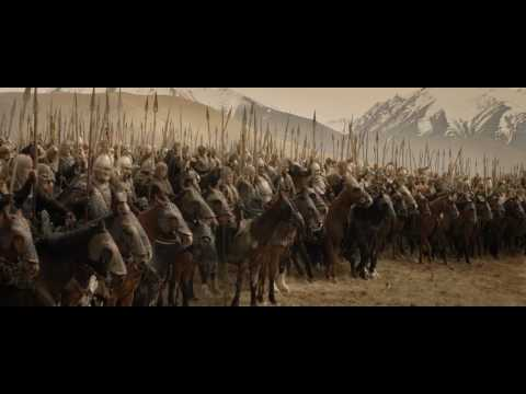 Ride of the Rohirrim
