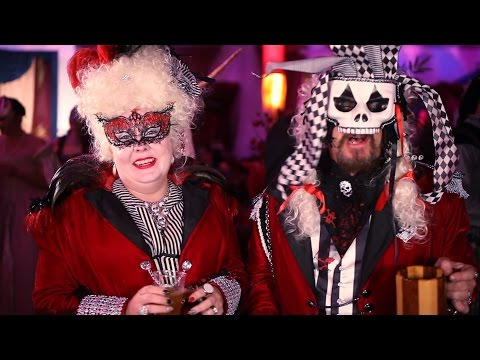 Texas Renaissance Festival - King Midas' Masquerade Ball (Tex Ren Fest)