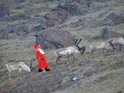 Sta Claus in Iceland
