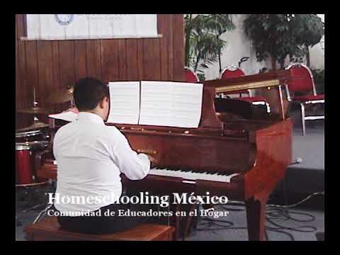 Preludio en g menor - VIII Clausura Homeschooling México 2019