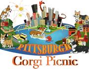 Pittsburgh Corgi Picnic