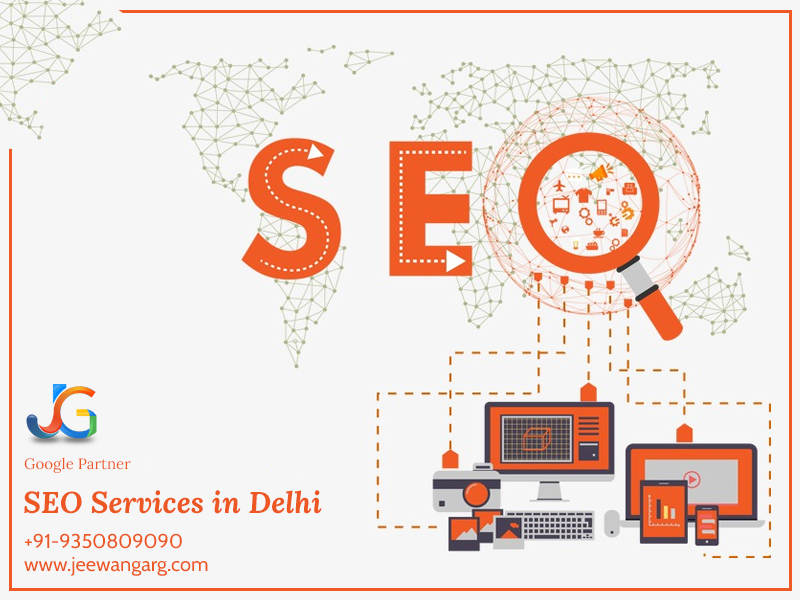 India's best Leading Agency to Provide SEO Services in Delhi - Jeewan Garg