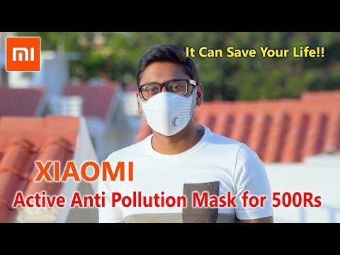 Protect Yourself in Style with PureMe Anti Pollution Mask.