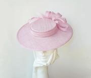 REBECCA sinamay hat