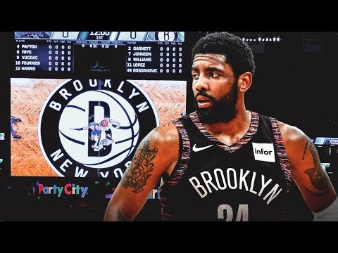 Kyrie Irving to Sign Nets 4 Years $141 Million! 2019 NBA Free Agency