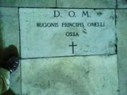 Aodh Mór Ó Néill  Died 20th July, 1616, Rome