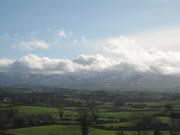Snow on the Mournes