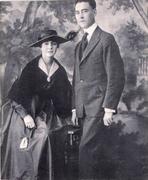 Sue and Ray Regan, circa 1918