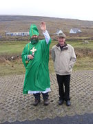 Fanore St. Patrick's Day parade 2014