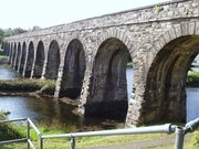 Ballydehob Twelve Arch Railway Bridge