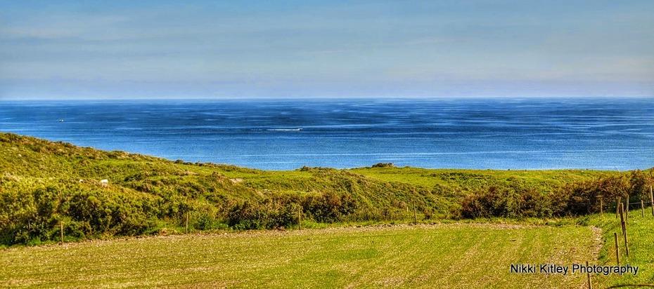 The Atlantic meets West Cork