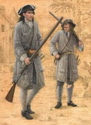 French Militia 1680-1700 known as 'Greys' 2