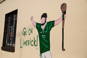 A little hurling graffiti.