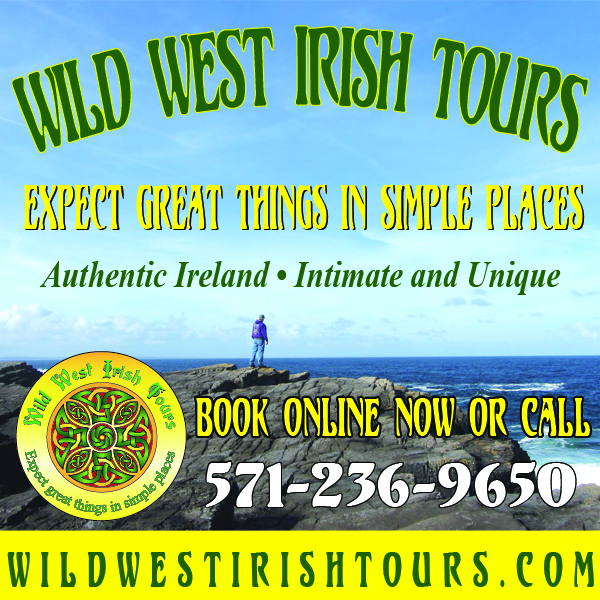 Wild West Irish Tours and The Wild Geese