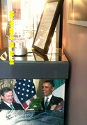 Photographic memory of President Obama's visit of 2013