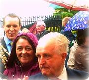Mayor of Waterford, Maureen, & John Condon's nephew