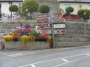 Street signage in Ireland