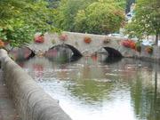A bridge in Westport, County Mayo