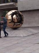 Sphere Within Sphere - Trinity College