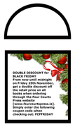 DOUBLE DISCOUNT - BLACK FRIDAY - CODE FCPFRIDAY