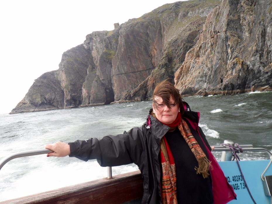Sailing Sliabh Liag