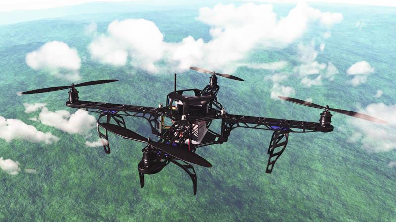 Rwanda: Drones offer high-tech help to smallholders