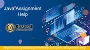 Java Assignment Help