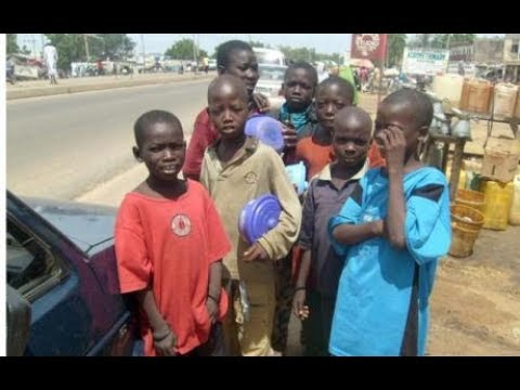 NEWS : TACKLING DESTITUTION AND STREET BEGGING IN AFRICA (NIGERIA)