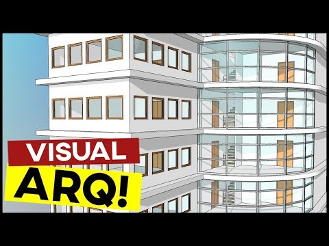 VisualArq Basics (Rhino Tutorial)